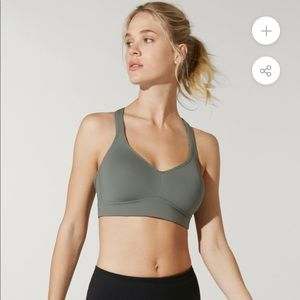 Lululemon Speed Up Bra, White